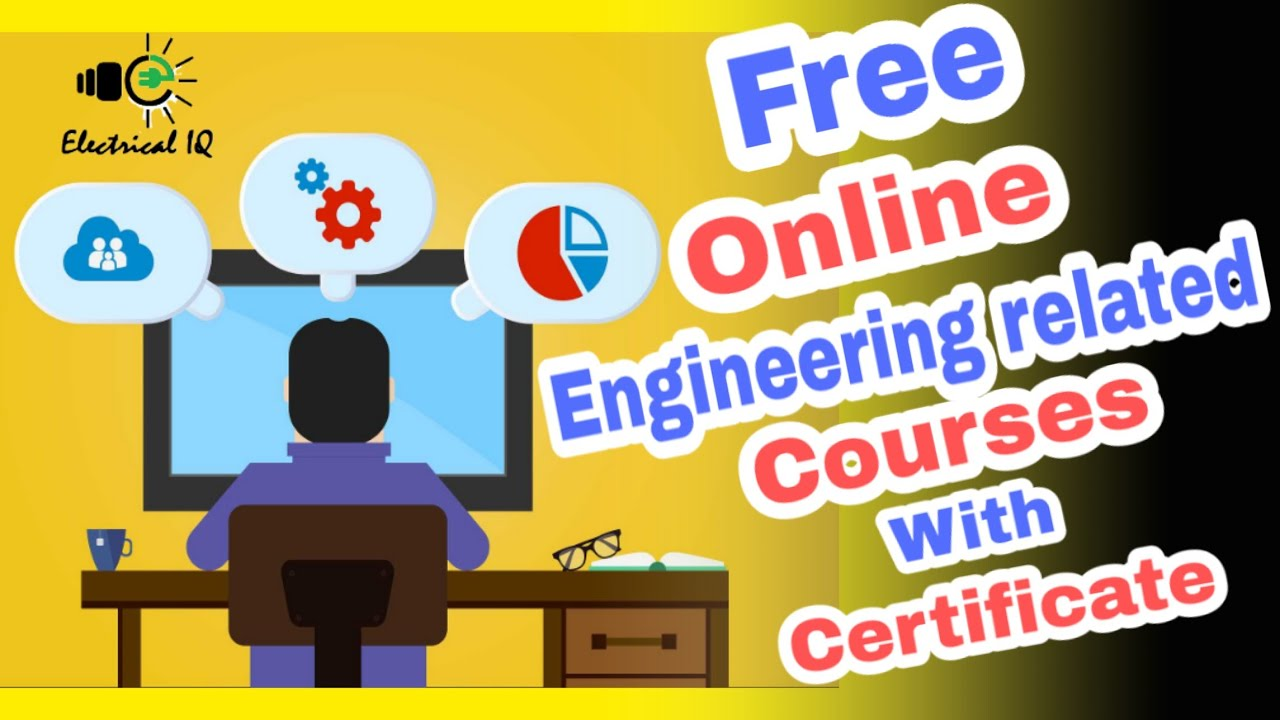 free online mechanical engineering courses with certificates
