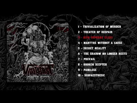VIOLBLAST - Theater of Despair [ Full Album ] Mp3