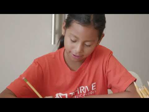 Thrive Public Schools Opens for Students