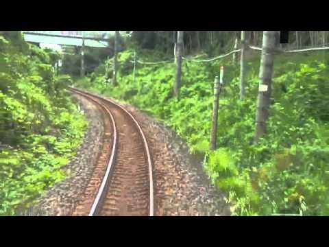 Riding a Train in Chiba Prefecture (千葉県)
