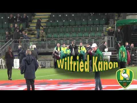 WILFRIED KANON  Ado Den Haag - #Africancup ereronde