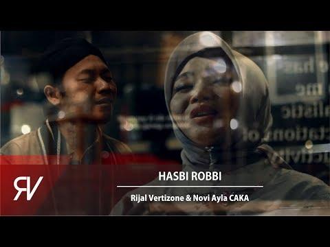 Novi Ayla - Hasbi Robbi ft Rijal Vertizone