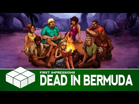 Dead in Bermuda | PC Gameplay & First Impressions