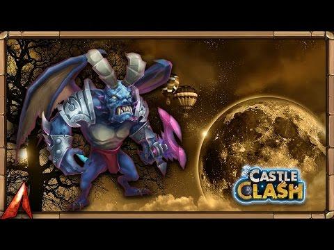 No Demo Strategy Eye Catcher Archdemon! Castle Clash