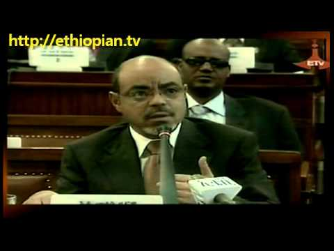 Death of PM Meles Zenawi : Part 3 (Tigirigna) - YouTube
