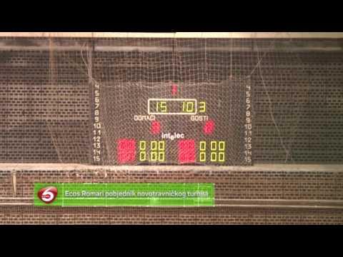 SPORT Ecos Romari pobjednik novotravničkog turnira