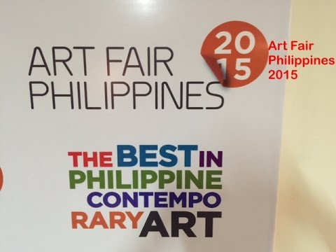 Art Fair Philippines 2015 Modern and Contemporary Art at the Link Makati by HourPhilippines.com