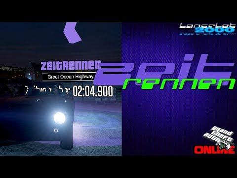 "GTA 5 Online PC - 51.000 $ in 2 Minuten - das aktuelle Zeitrennen ""Great Ocean Highway"""