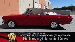 1963 Chevrolet Nova #177 Gateway Classic Cars