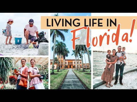DITL in Florida | 2 weeks of exploring + Q&A with @Lynette Yoder