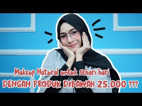 makeup-seharga-25-ribuan???-||-daily-makeup-tutorial-with-makeup-under-25k