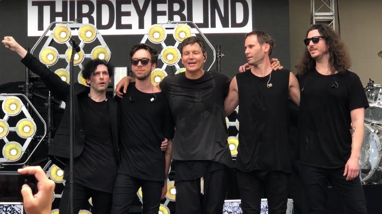 Third Eye Blind 10 New Song