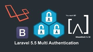Laravel 5.5 Auth Multiple Table - 2 Create Multi Auth Table and Guard Laravel 5.5