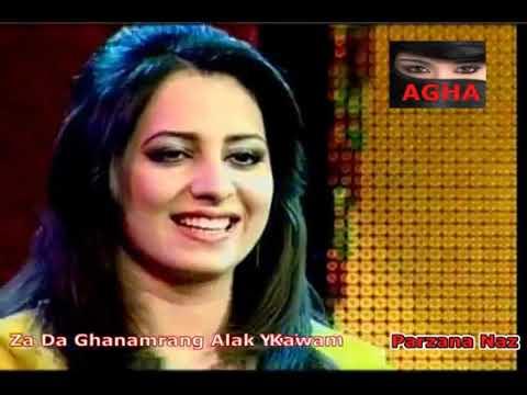 Download Farzana Naz Pashto Song Za da Ghanamranga Alak Sar Yari Kawam