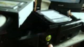XBOX com Leitor DVD de PC By:Bruno