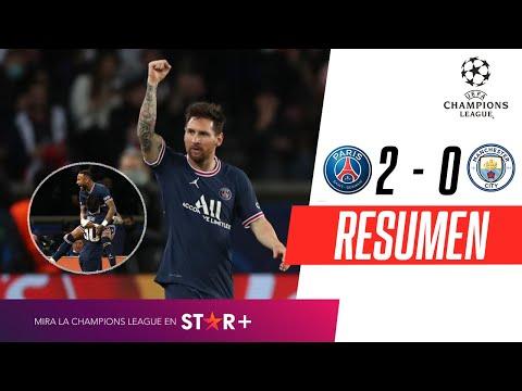 ¡GOLAZO DE MESSI, PARTIDAZO Y VICTORIA DE LOS PARISINOS! | PSG 2-0 Manchester City | RESUMEN
