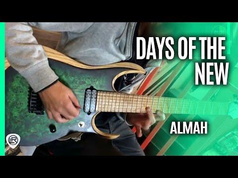 Days of the New - Almah (Luiz Rodrigues) RGD IX7 Iron Label