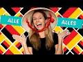 German Q&A: ALLE vs ALLES (Quick Explanation)
