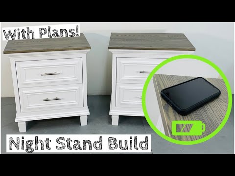 wireless-charging-night-stands- -bedroom-suite-build-series-part-2