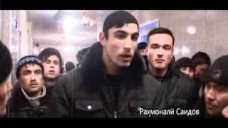 Мигранты и Мировой Кризис 1/2 - Таджикистан, Tajikistan