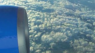 Inside The Plane Beyond The Clouds How It Looks In The Sky HD