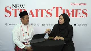 Q & A session with Federal Territories Umno Youth Chief