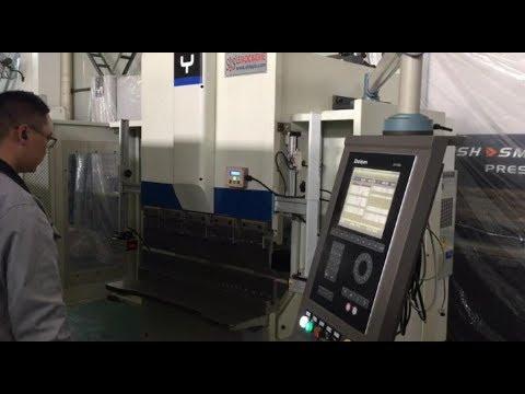 SHANGHAI LEJIA small mini CNC press brake machine 30T 1020mm