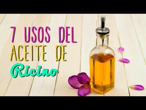 7 Usos del Aceite de Ricino - Para Crecer Cabello y Quitar Acné - Catwalk ♥♥