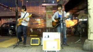 2009・6・21(日) オンスタイル (松本弘平Vocal.Guitar、ヤノイチロウ...