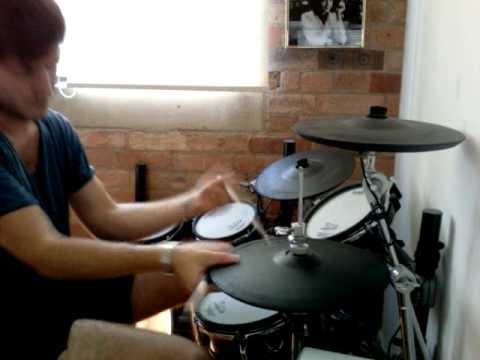 Erykah Badu Window Seat Drum Cover Youtube