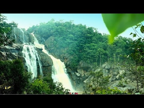 Hundru Falls   Jharkhand Tourism   HD Video of Hundru Falls   Top 5 waterfalls of Jharkhand