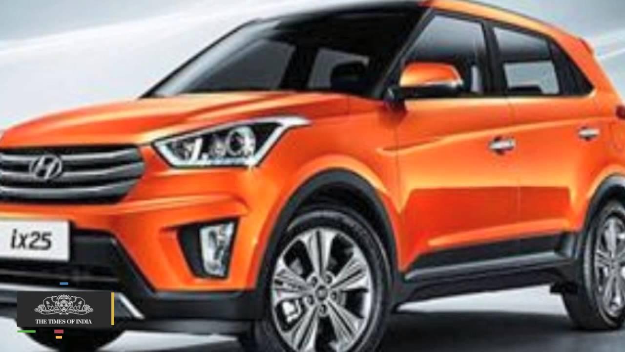 Hyundai creta price starts from 8 59 lakhs launched in india - Hyundai Creta Compact Suv Launch On July 21
