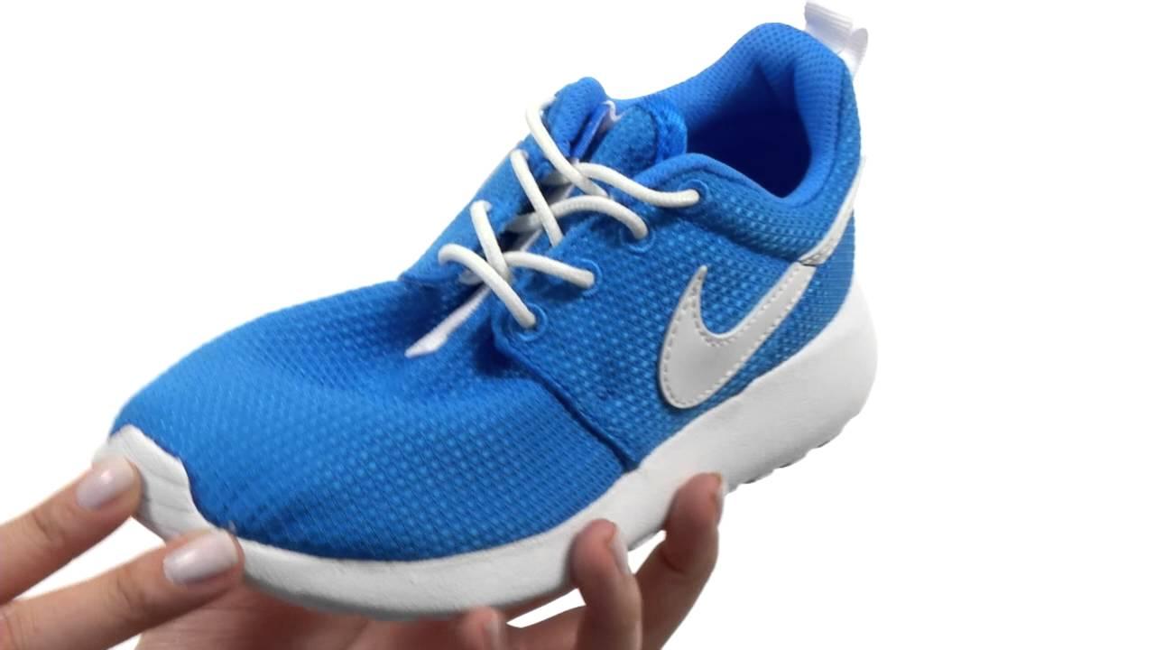 the latest fdbd4 80821 Nike Kids Roshe Run Glow (Little Kid Big Kid) SKU 8384626