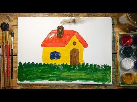 Простые рисунки #111 Как нарисовать Губы =)