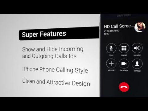 HD Phone 6 i Call Screen OS9 - Apps on Google Play
