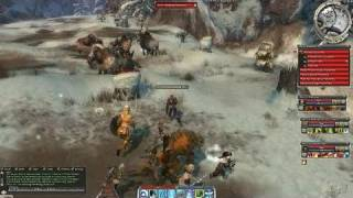 Guild Wars: Eye of the North PC Games Gameplay - Group