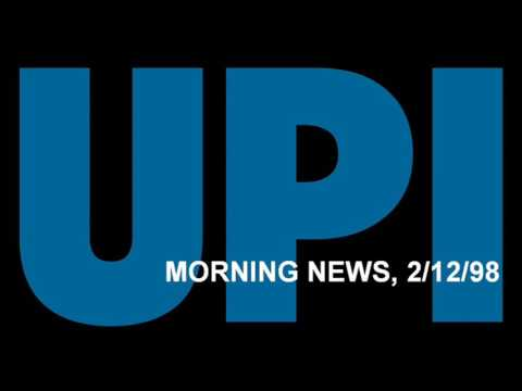 UPI RADIO MORNING NEWS ... 2/12/ 1998