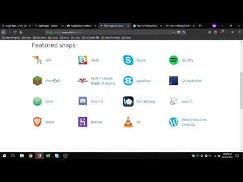 HOW TO INSTALL & REMOVE APPS OR PACKAGES IN ZORIN OS OR LINUX? - ALL  POSSIBLE METHODS