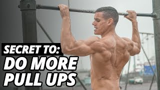 Why You Can't Do 10 Pull Ups (SIMPLE FIX!)
