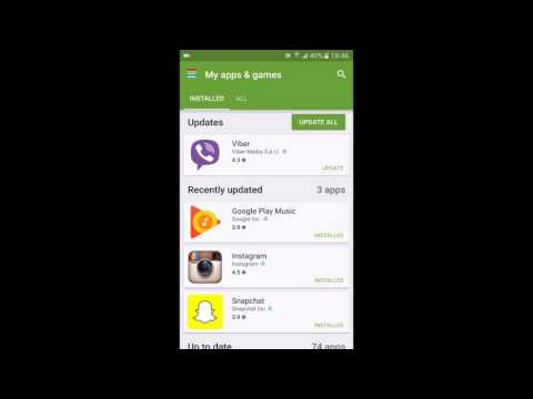 How to make Access on Viber Conversation...