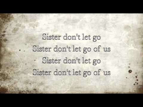 Sister - Mumford & Sons w/ Lyrics