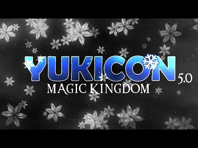 Yukicon 2018 AMV-kilpailun intro
