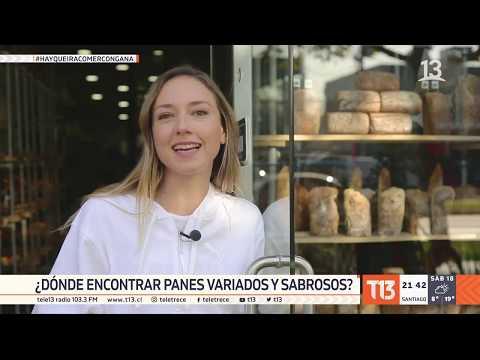 Las Panaderías Más Variadas Y Sabrosas De Santiago - #HayQueIrAComerConGana