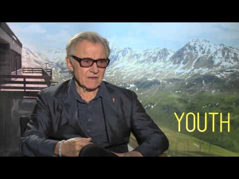 Harvey Keitel chats about 'Youth' and working with Michael Caine and Jane Fonda