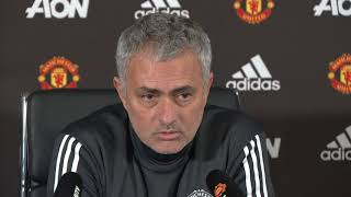 "Mourinho: ""When you lose you have more desire to win"" 