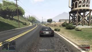 Grand Theft Auto V Final Heist 1 250 000$