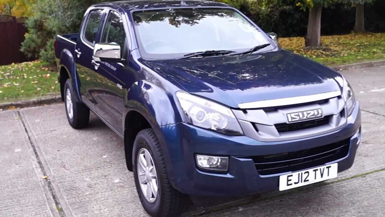 used isuzu d-max eiger for sale - youtube
