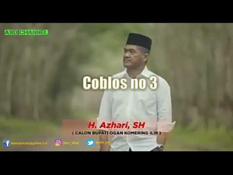 H Azhari Efendi Calon Bupati OKI Periode 2019-2024,