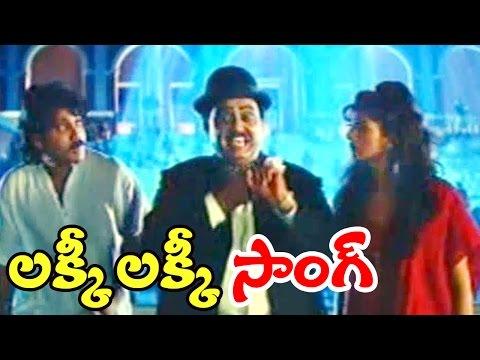 rakshakudu-songs---lucky-lucky---nagarjuna,-sushmita-sen