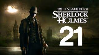 The Testament of Sherlock Holmes Walkthrough - 21 - Fun-Fair Part 1 of 3   WikiGameGuides